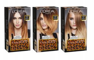 L`ORéAL Preference Wild Ombres боя за коса