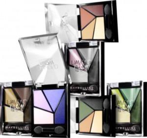 Maybelline Eye Studio Quard Diamond Glow сенки за очи