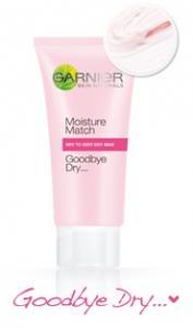 Garnier Goodbye Dry крем за лице за суха и много суха кожа