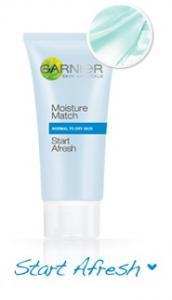 Garnier Start Afresh крем за лице за нормална към суха кожа