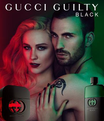 Парфюми Gucci Guilty Black - отдайте се на изкушението