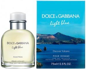 Dolce & Gabbana Light Blue Discover Vulcano Pour Homme EDT