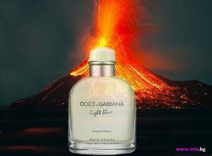Мъжки парфюми Dolce & Gabbana Light Blue Discover Vulcano Pour Homme EDT - лимитирана серия