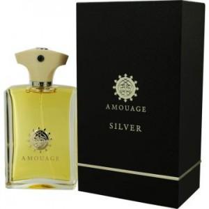 Мъжки парфюми Amouage Silver