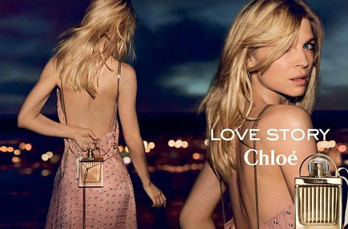 Френска актриса и модел Клеманс Поеси е избрана за лице на Chloe Love Story