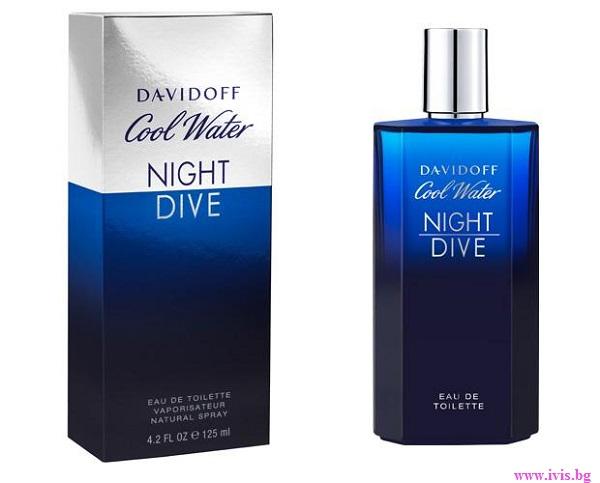 Davidoff Cool Water Night Dive парфюм за истински мъже