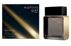 Мъжки парфюм Calvin Klein Euphoria Gold