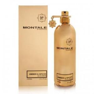Montale Amber & Spices унисекс парфюм