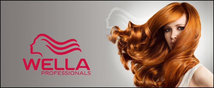серии професионална грижа за косата Wella Professional